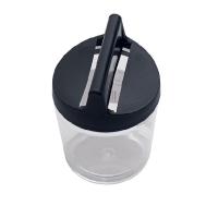 Подставка для скрепок магнитная черная ПС02